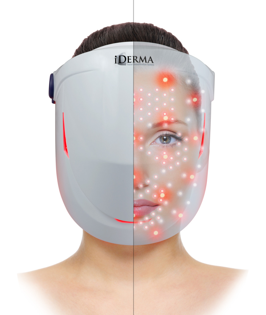 iDerma Facial Beautification System
